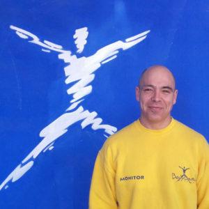 Ángel Gómez profesor en BodyLand Fitness