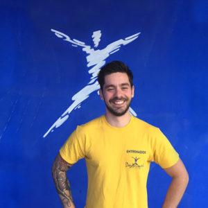 Luis Collada es entrenador personal en BodyLand Fitness