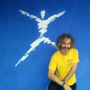 Nacho Duque es entrenador personal en BodyLand Fitness