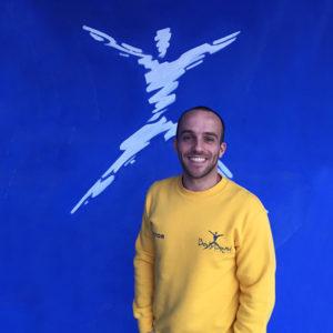Sergio Ruiz es entrenador personal en BodyLand Fitness