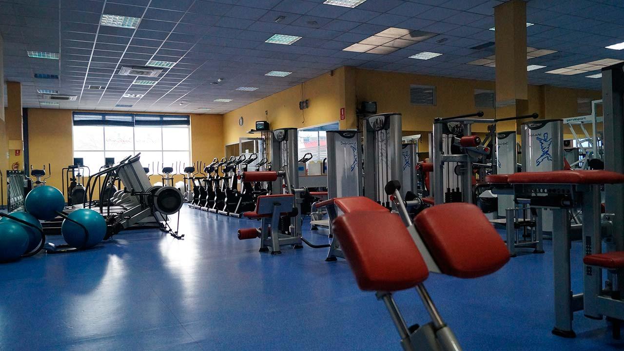 Sala Máquina de BodyLand Fitness - Vista 1