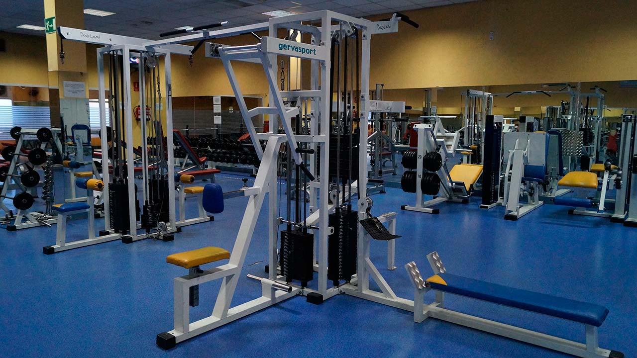 Sala Máquina de BodyLand Fitness - Vista 2