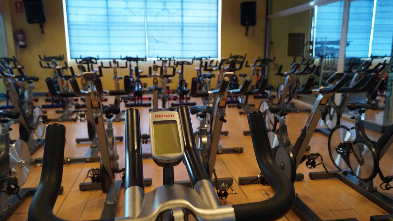 Sala Ciclo Indoor de BodyLand Fitness - Vista 11